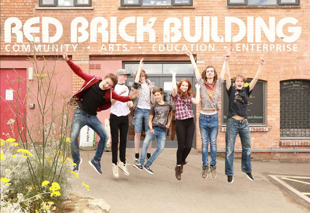 Red Brick Building Youth Club